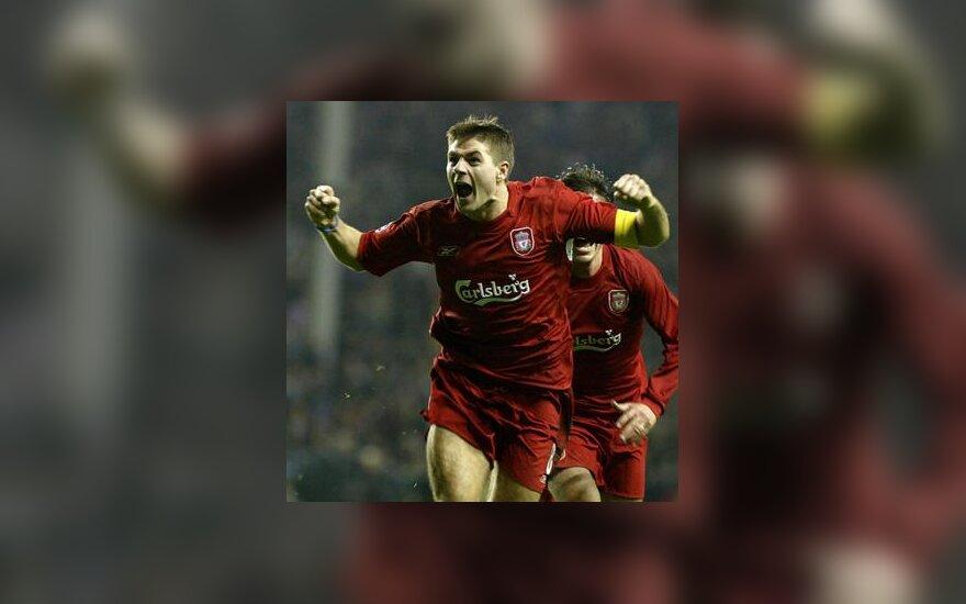 "Steven Gerrard (""FC Liverpool"")"