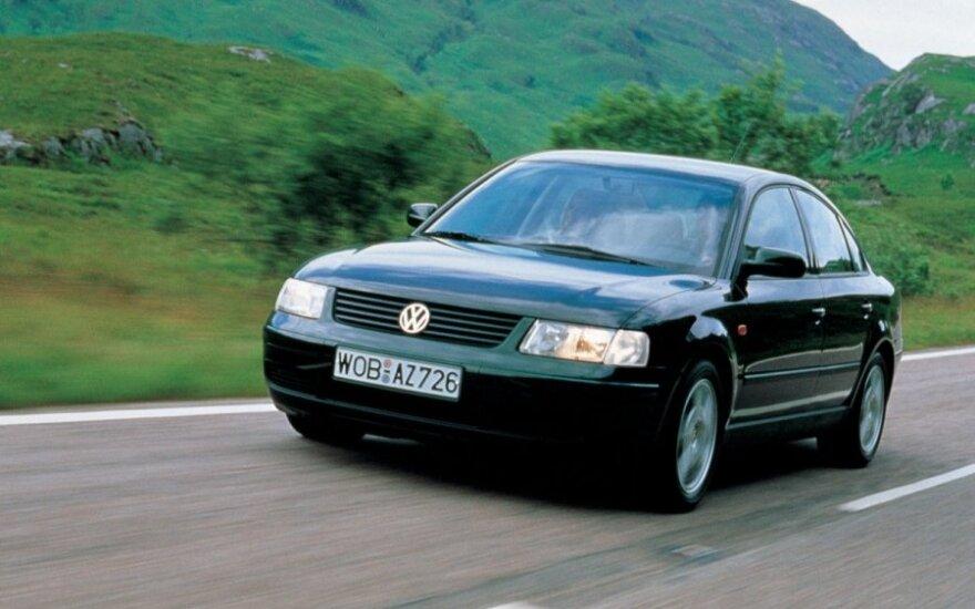 Volkswagen Passat (1996 m.)