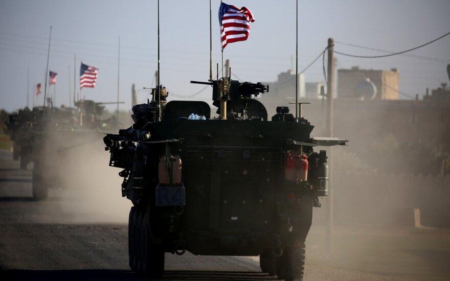 JAV didina savo karių skaičių Vokietijoje