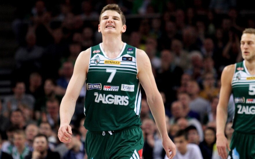 Lithuanian Artūras Gudaitis has been granted an opportunity to play in the NBA