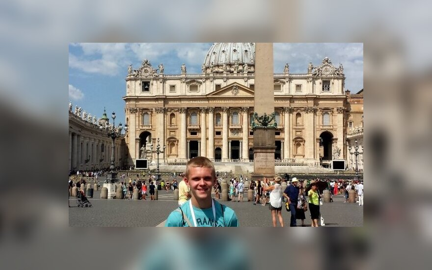 Apsilankymas Vatikane įsimins ilgam: geriausia, kas nutiko per gyvenimą