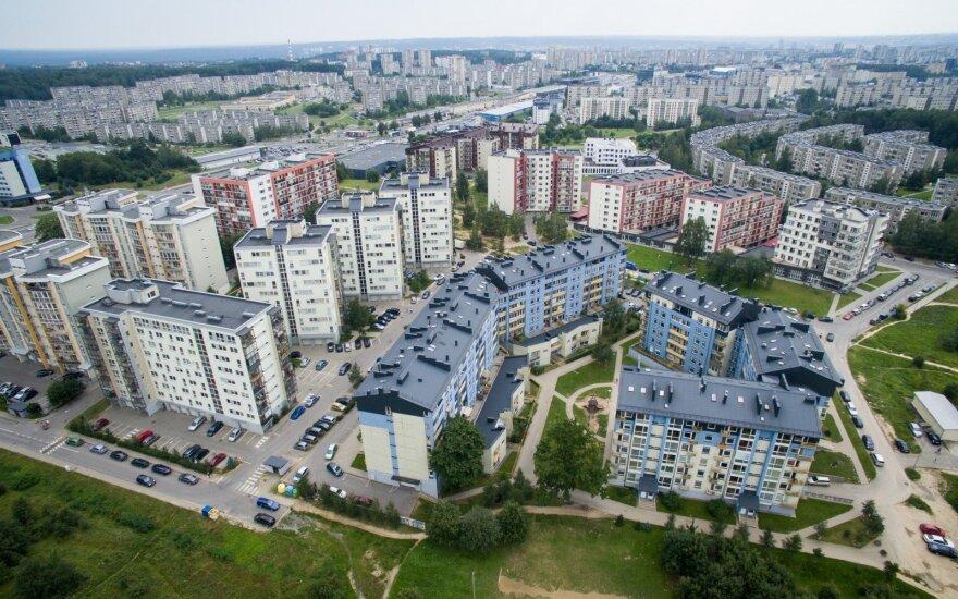 Per metus butų pardavimai Vilniuje išaugo 39 proc.