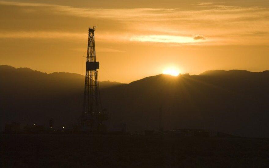 JAV aplenkė Rusiją pagal naftos gavybą