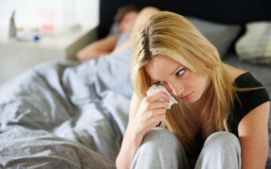 Kodėl vyrai palieka moteris? 7 išsiskyrimo priežastys