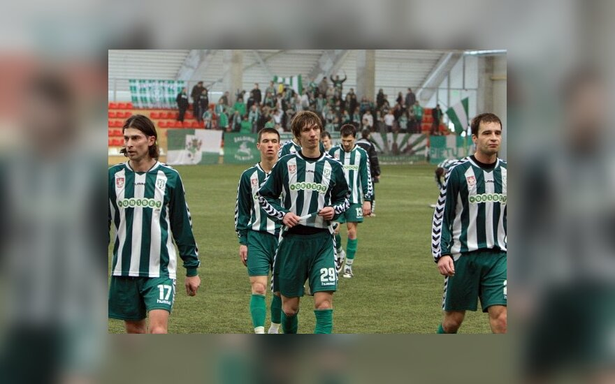 "Vilniaus VMFD ""Žalgirio"" futbolininkai"