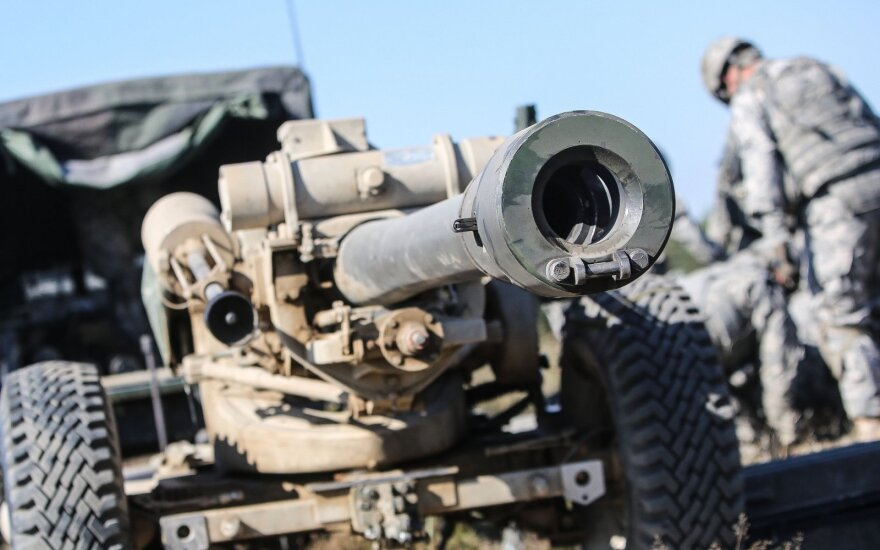 Lithuania to buy howitzers from Germany