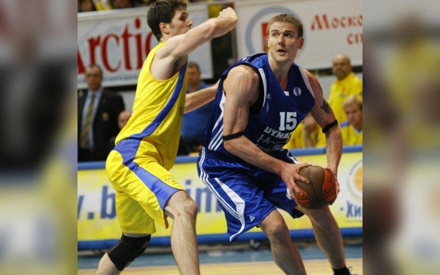 """Robertas Javtokas (""""Dinamo"""")"""
