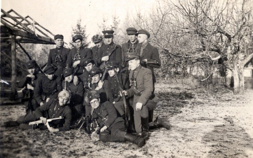 Lithuanian partisans