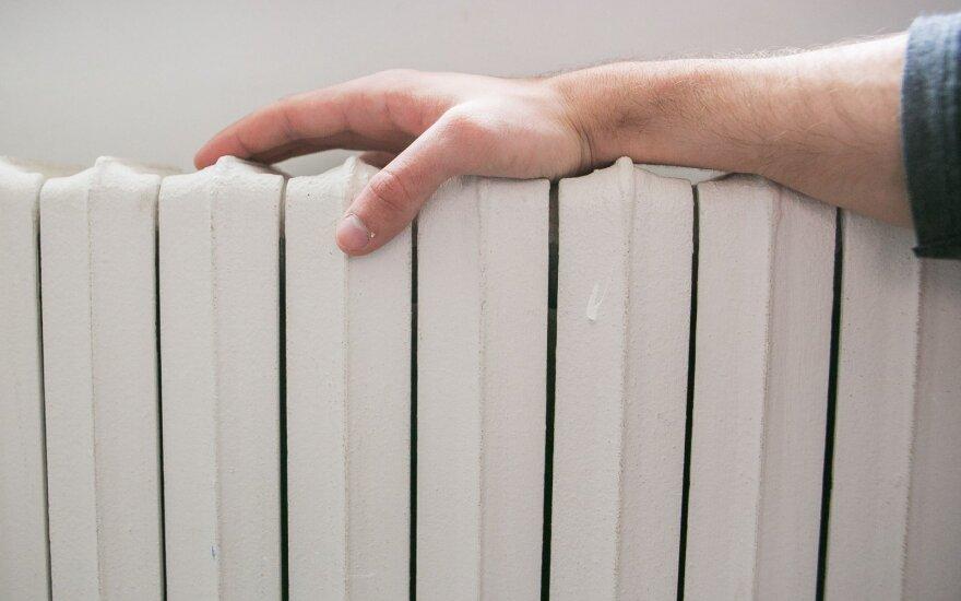 Seimui teikiamos pataisos dėl 9 proc. PVM šildymui grąžinimo