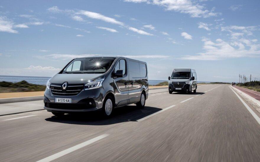 Renault Master ir Renault Trafic