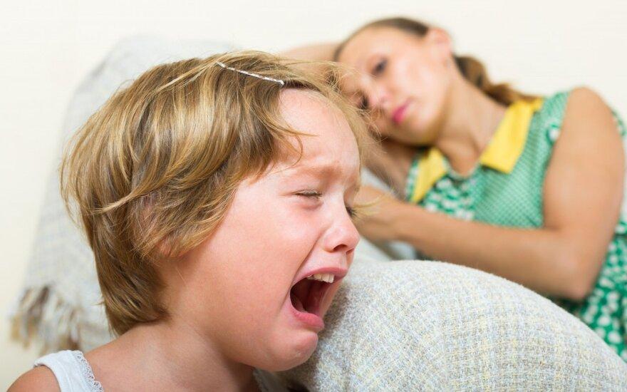 Įspėjimas tėvams: vaikų elgesio sutrikimas, kuris ateityje gali tapti rimtos priklausomybės priežastimi