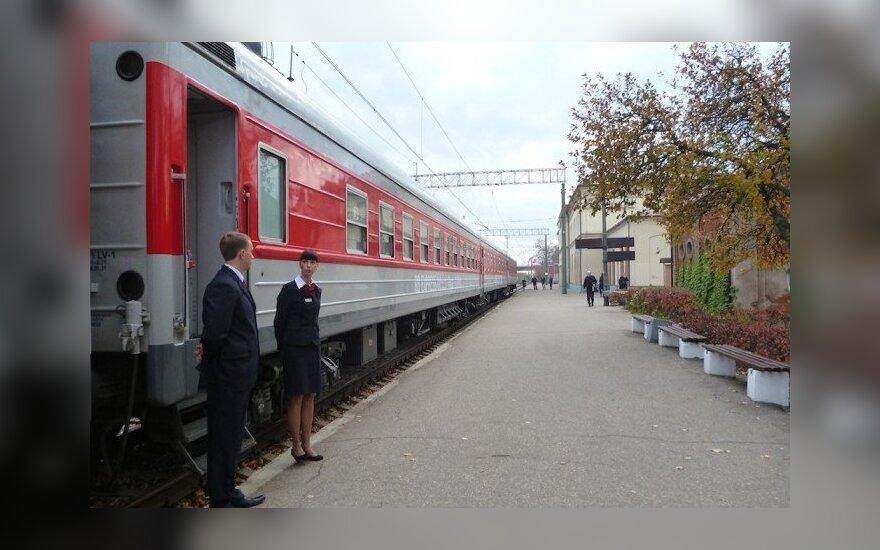 """Vilimas: """"Rail Baltica"""" gairės padės laikytis aukščiausių standartų"""