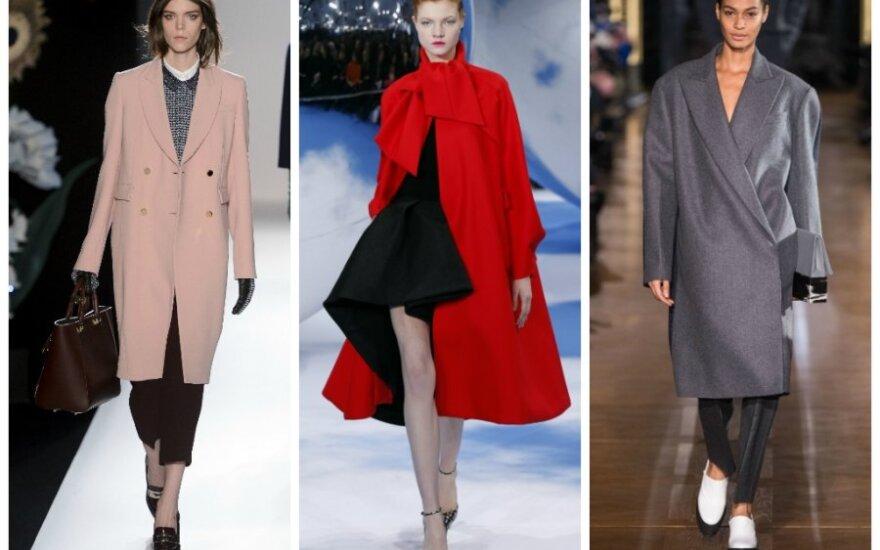 Madingi paltai rudeniui