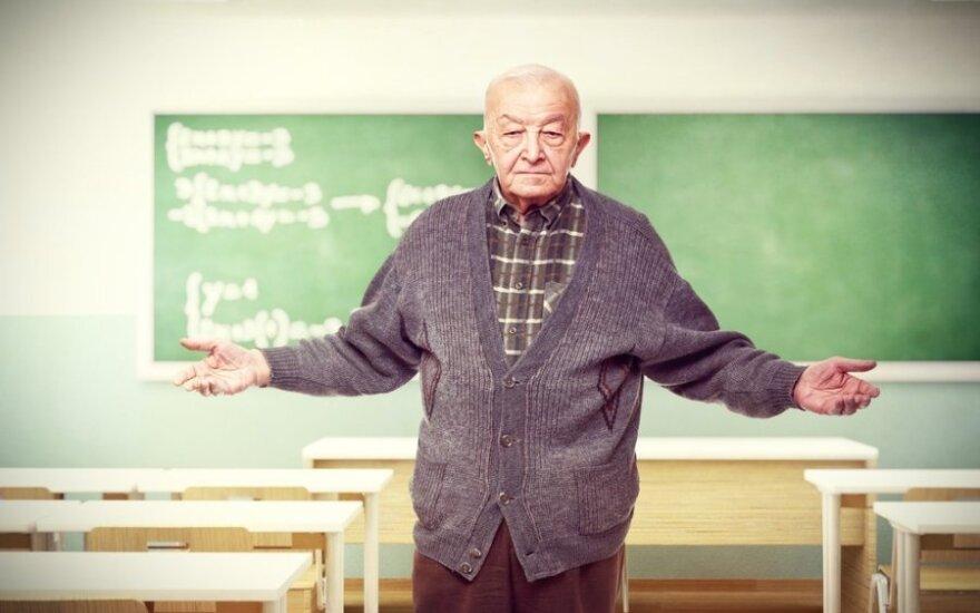 Europos mokytojai bus mokomi mokyti