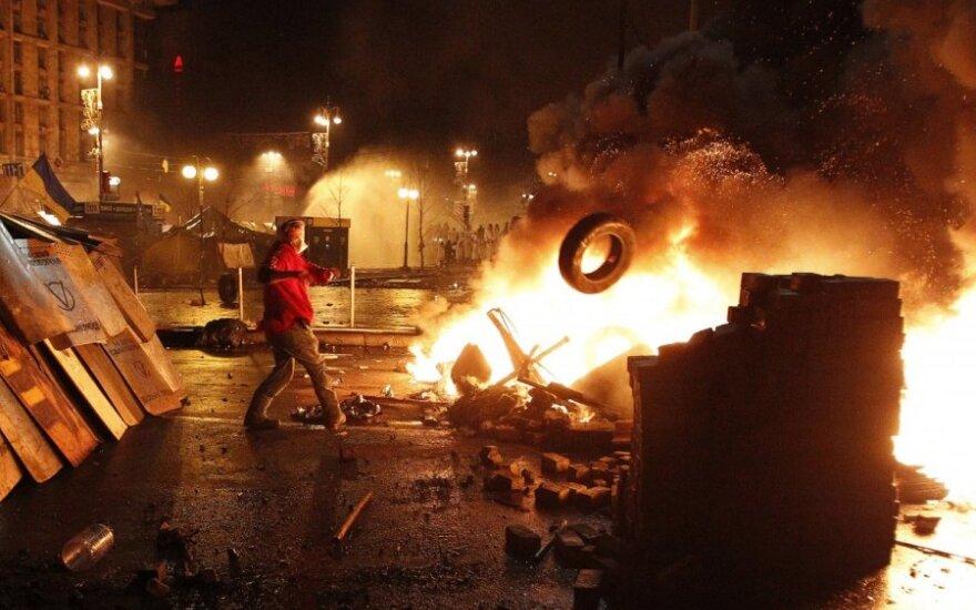 Trys priežastys, dėl kurių Ukrainoje vėl plykstelėjo protestų banga