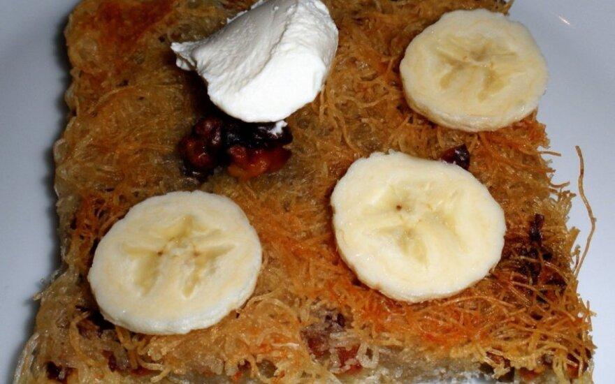 GARDUSIS turkiškas saldėsis - kadajyfas