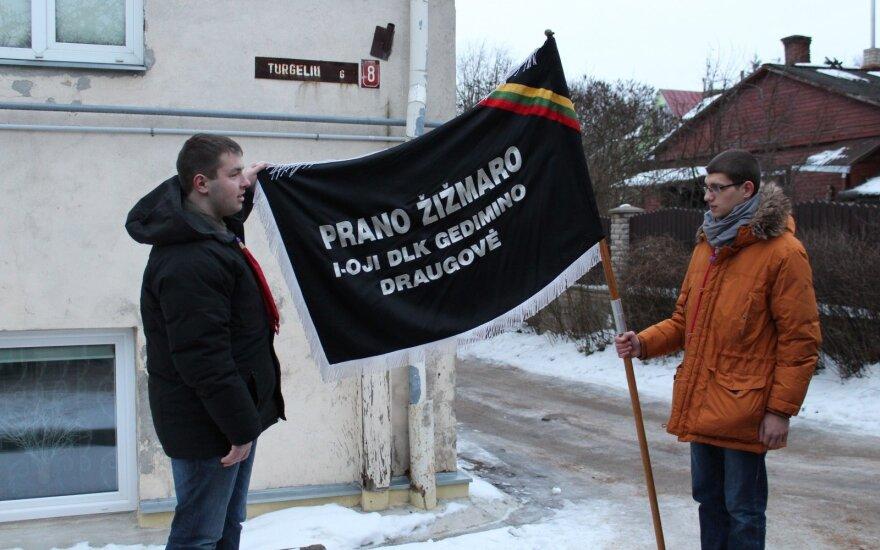 Pasakojimas apie Lietuvos riterį P. Žižmarį, kurį žino ne visi