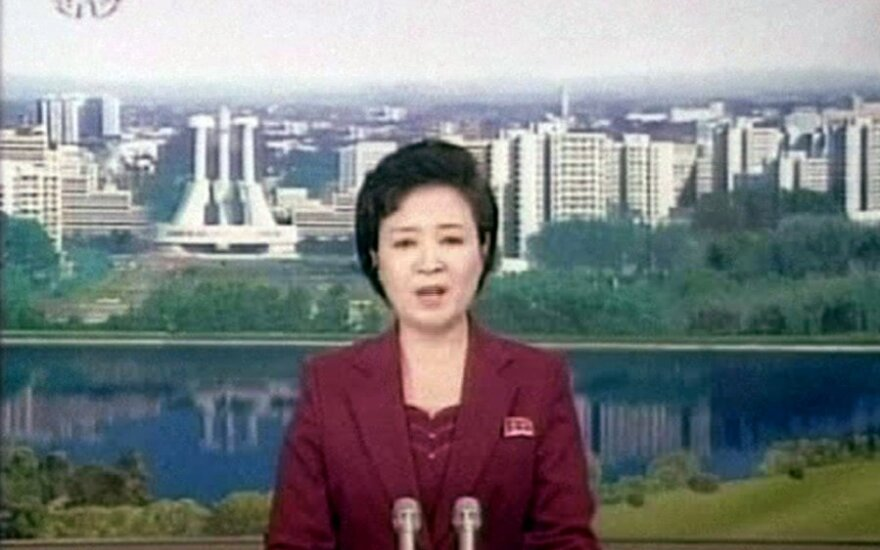 Šiaurės Korėjos televizija