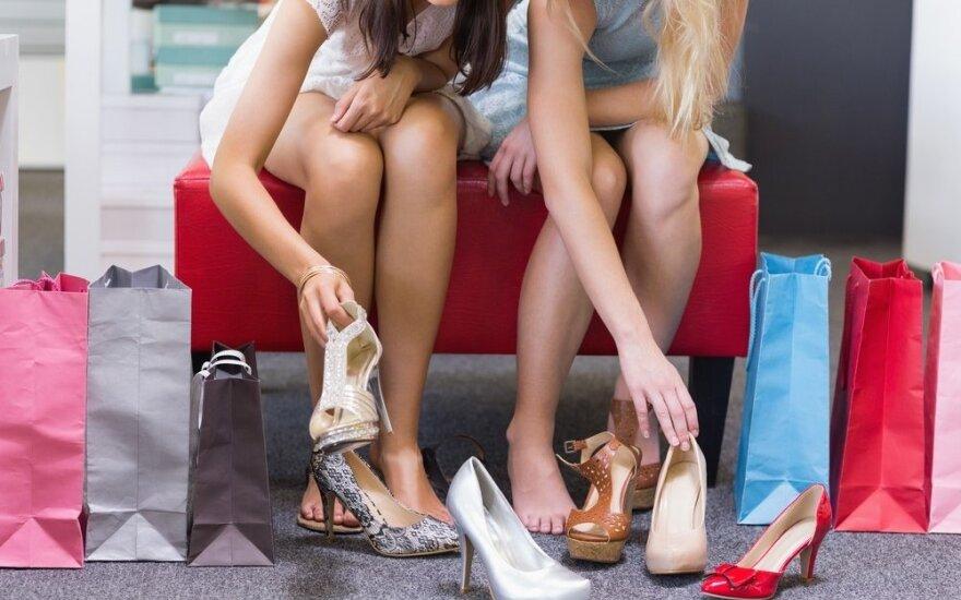Lietuviai batus keičia retai ir teikia pirmenybę patogumui