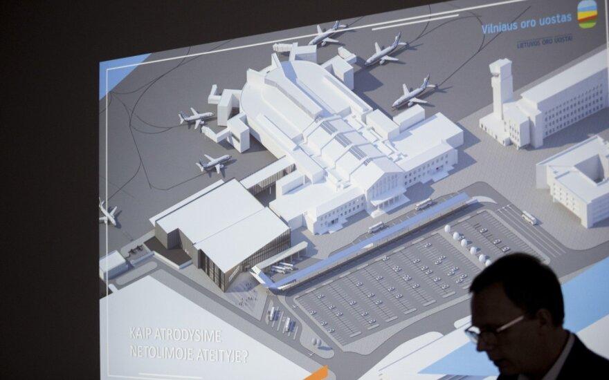 Lietuvos oro uostai šiemet sulaukė 16 proc. daugiau keleivių
