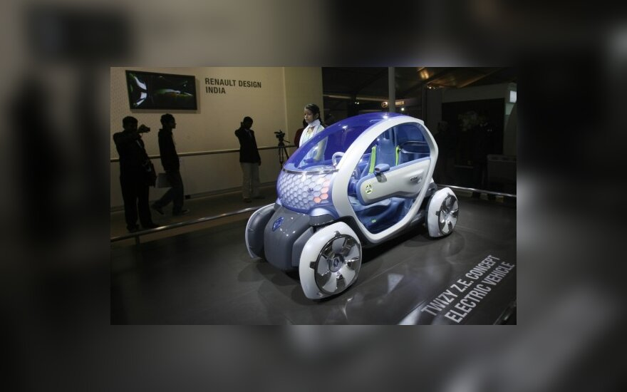 Renault Twizy Z.E. koncepcija