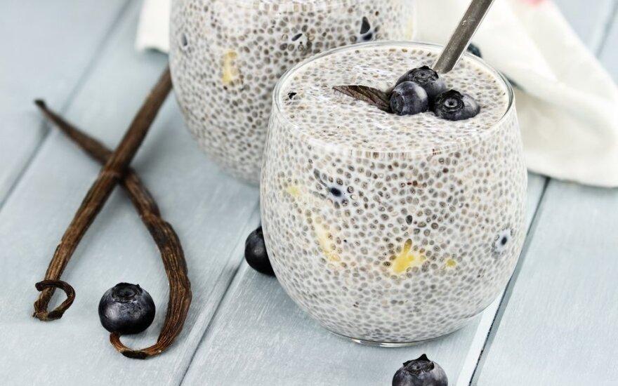 Čija sėklose – maistingų medžiagų lobynas