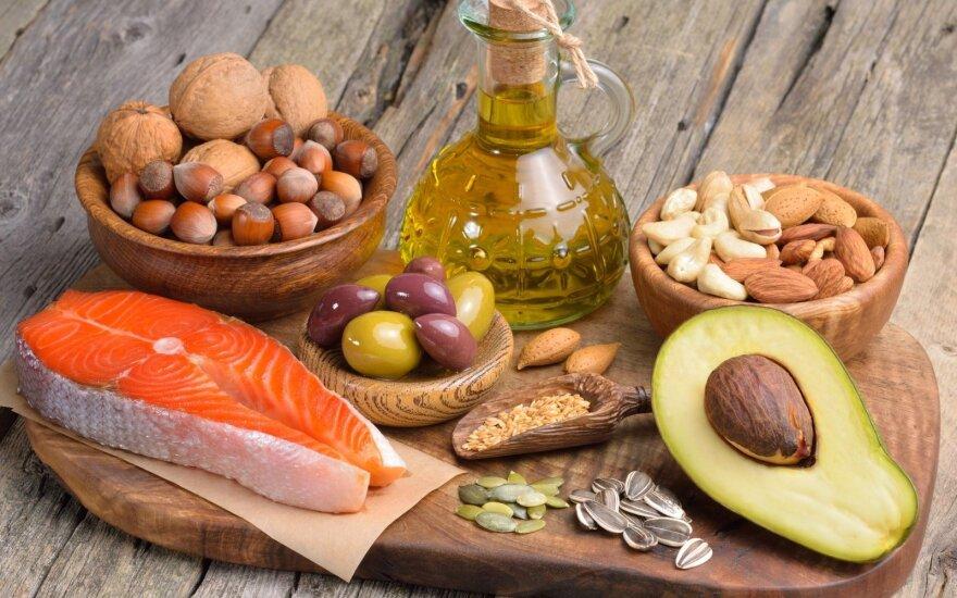 Produktai, padedantys išvengti blogojo cholesterolio