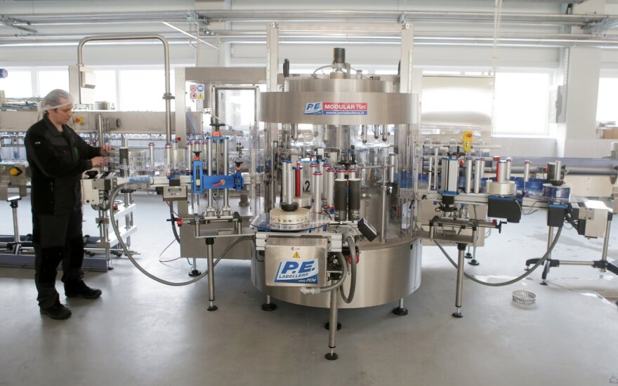 UNIQA mineralinio vandens gamyklos atidarymas