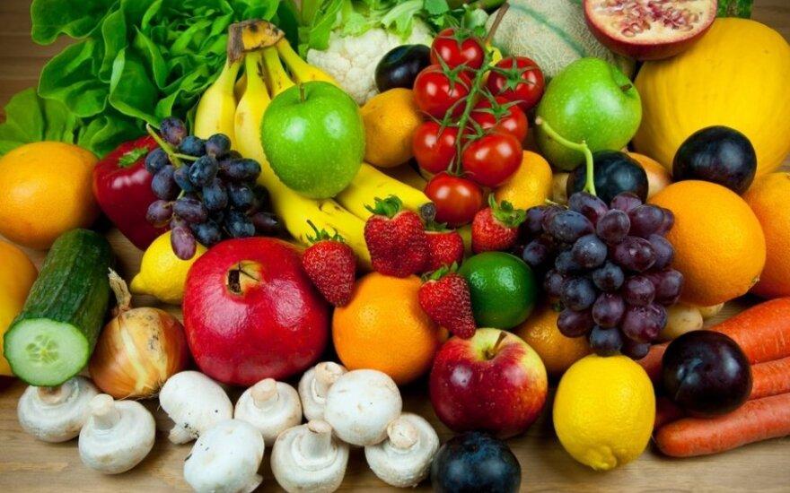 Maistas daro stebuklus: nuo jo galime ir pagyti, ir numirti