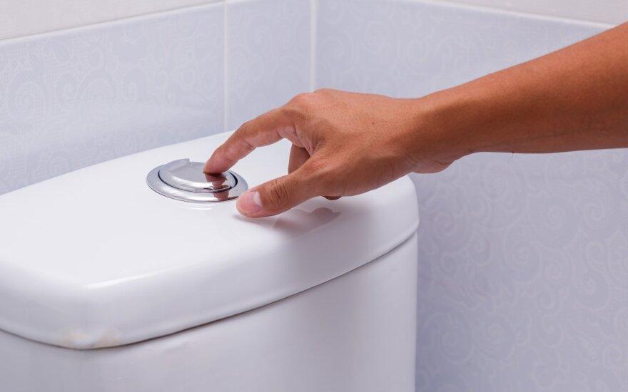 Vandens taupymas