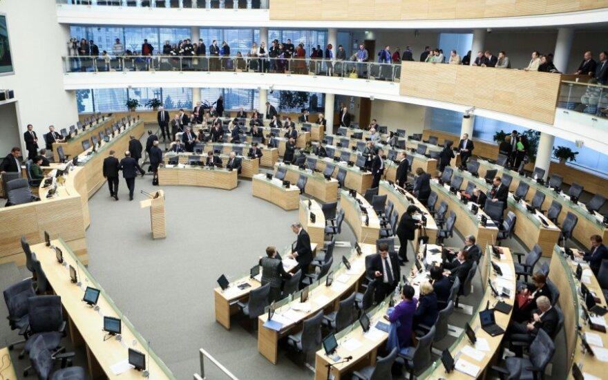 Seimas nepritarė ministro siūlymui į įstatymą įrašyti sąlygas dėl sveikatos paslaugų finansavimo