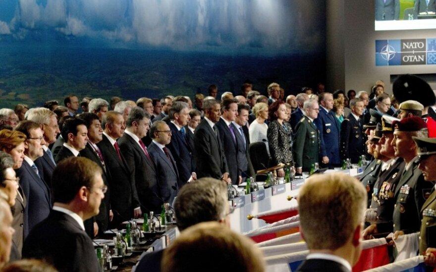 NATO viršūnių susitikimas Velse