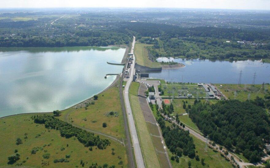 Kauno hidroelektrinės didžiausia bėda - nėra žuvitakio