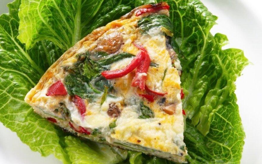 Gardus omletas