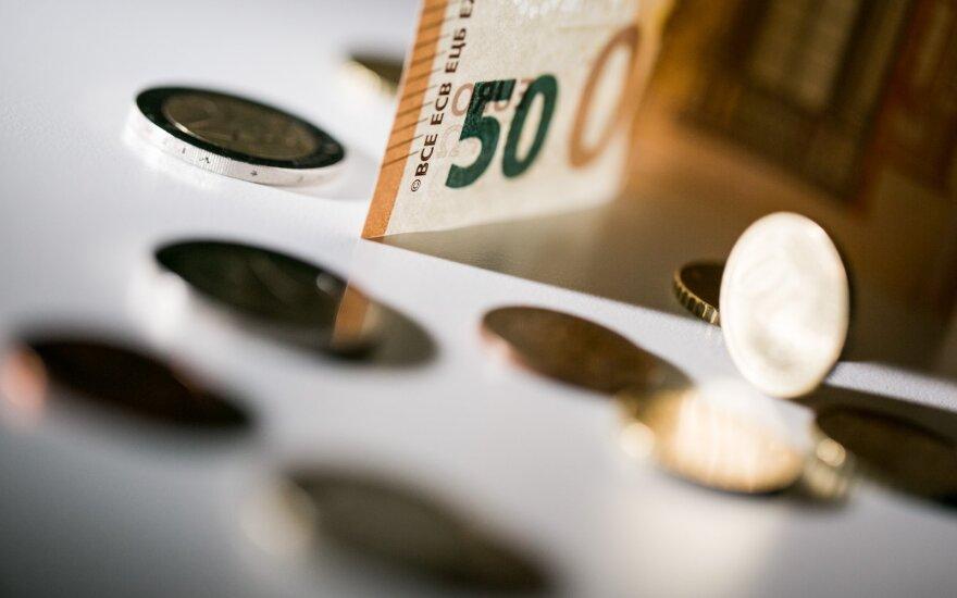Antstolių rūmai: balandį kreditoriai nesulauks apie 4,3 mln. eurų skolų