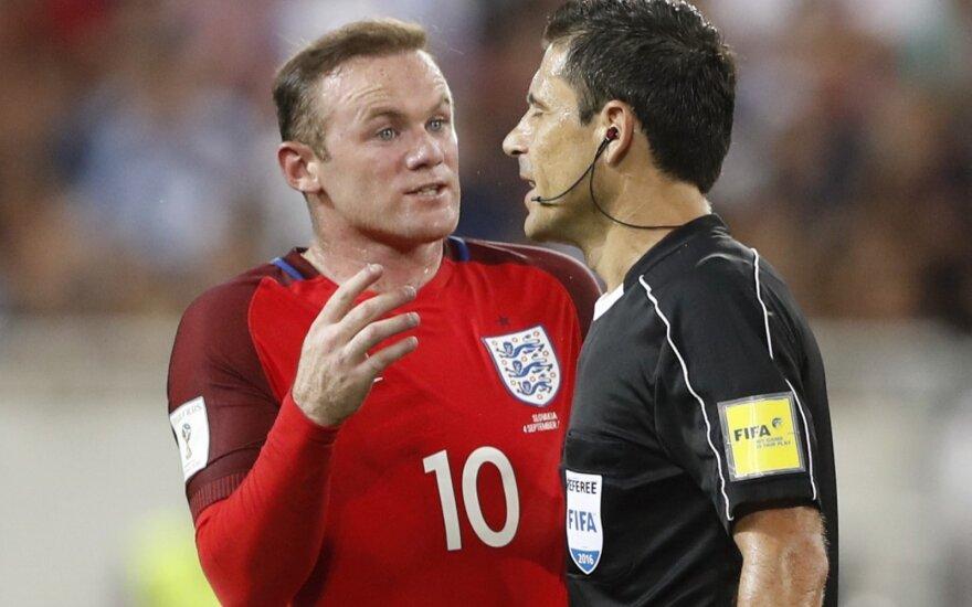 Wayne'as Rooney, Miloradas Mažičius