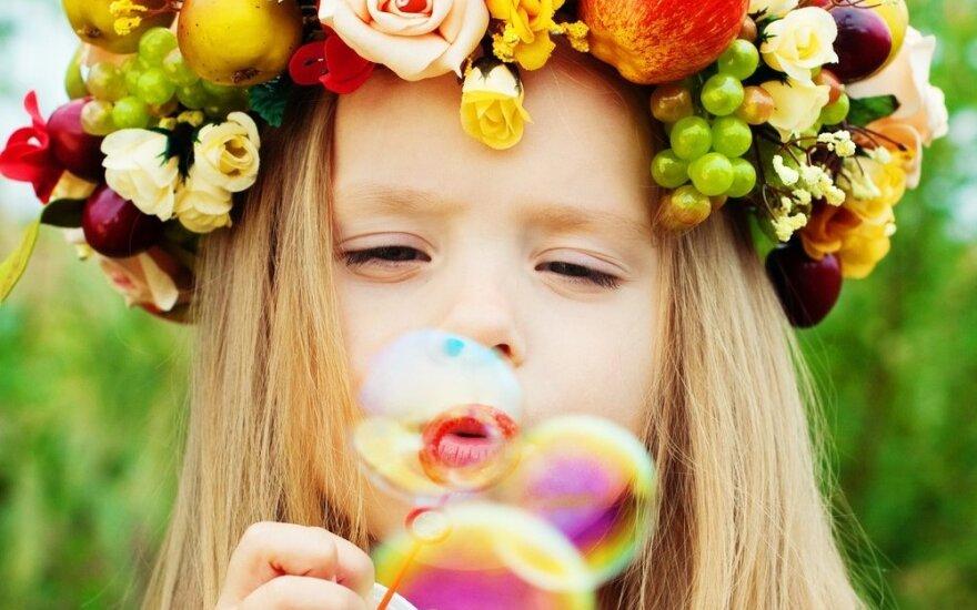 Pasidaryk pats: 9 muilo burbulų gamybos receptai