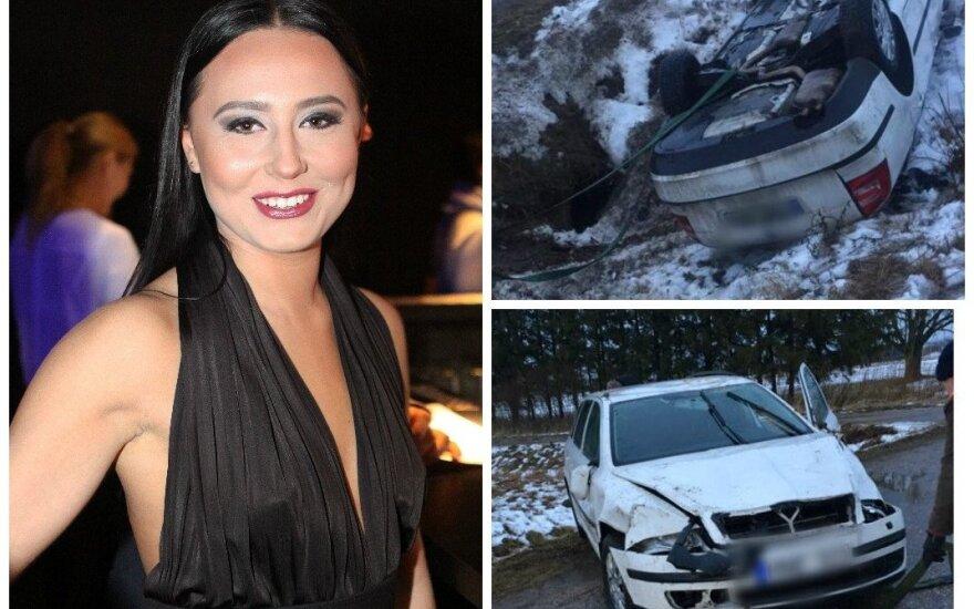 Gabrielė Grygolaitytė-Vasha, Ronaldo Rutkausko automobilis