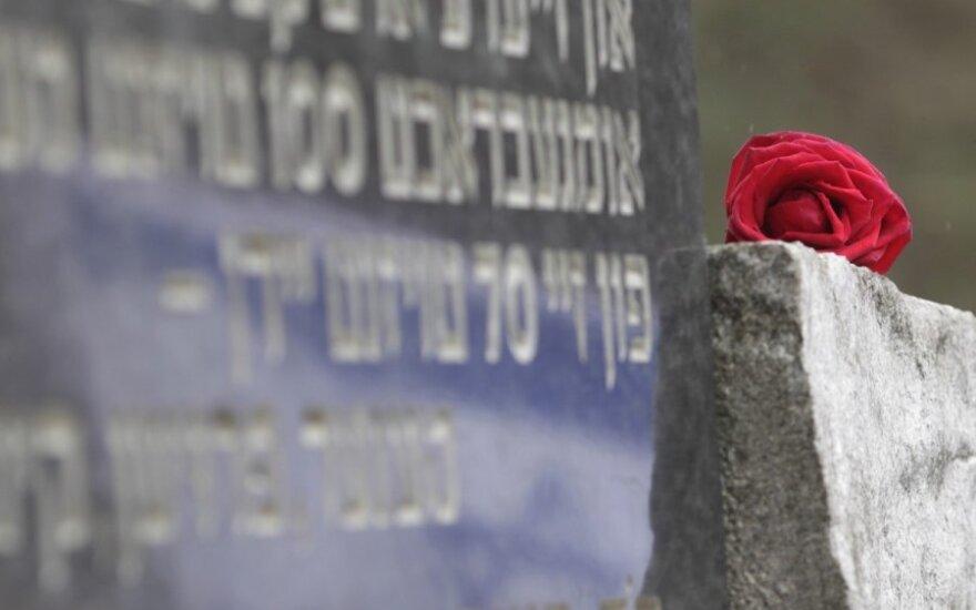 Kaunas Ghetto survivor shares memories as Lithuania marks Holocaust day