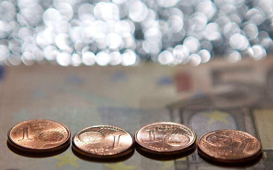 Lithuanian tax revenues up over 5% in first three months of year