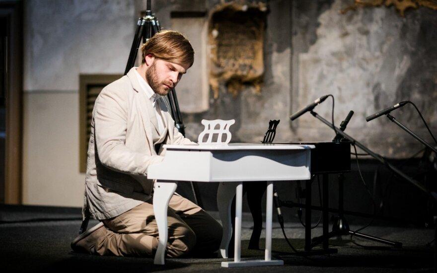 Šarūno Meškio koncertas Kotrynos bažnyčioje