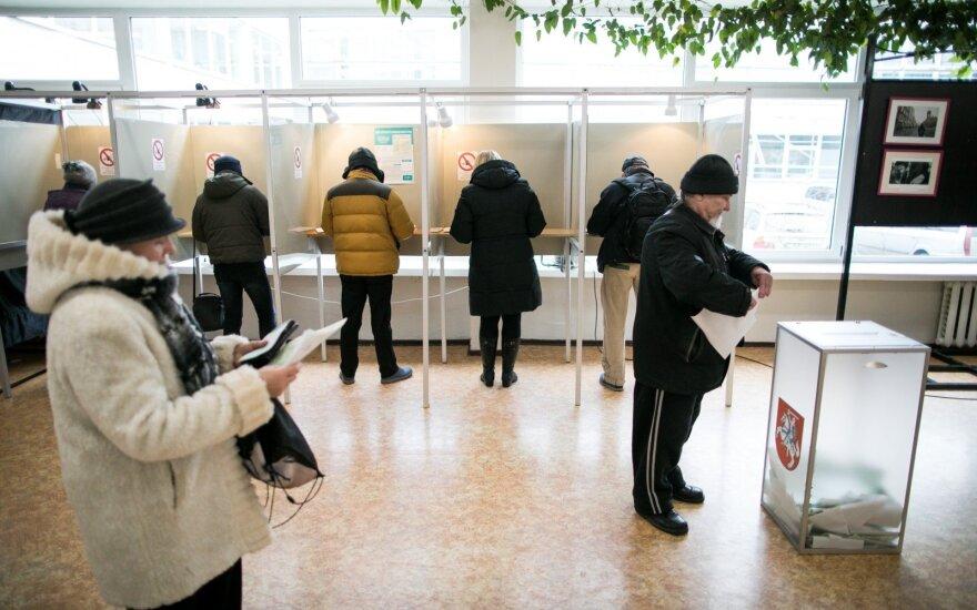 Sociologė: nereikėtų tikėtis gerokai aktyvesnių savivaldos rinkimų nei įprasta