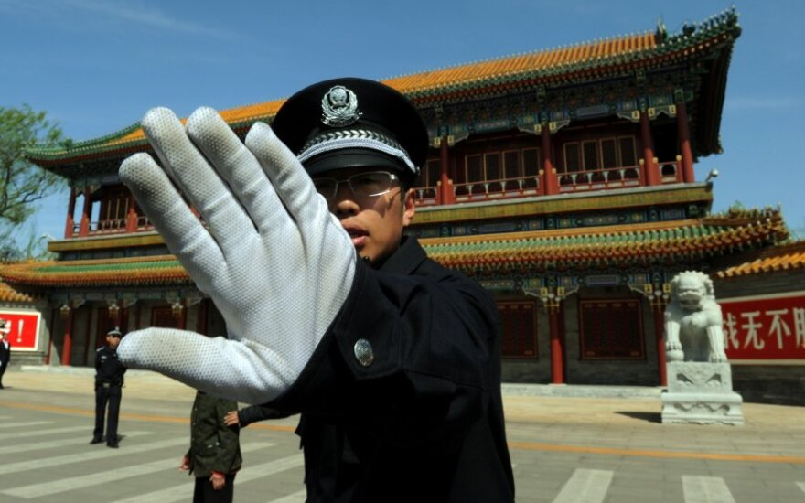 Kinų policininkas