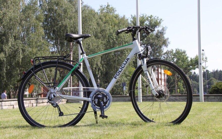 Velopolicijos dviratis