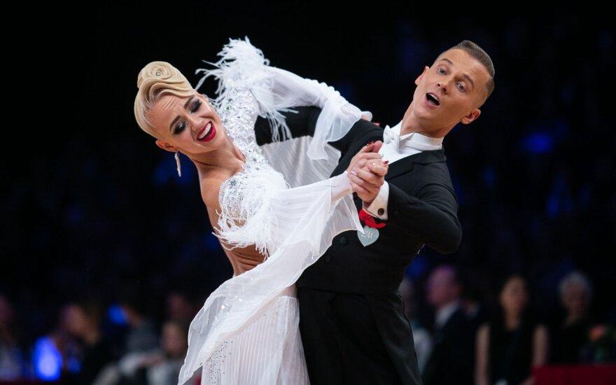 Lietuvos sportinių šokių čempionatas vyks spalį Panevėžyje