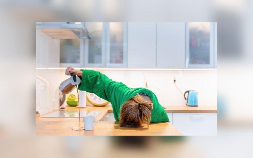 Lėtinio nuovargio sindromas yra rimta liga – mokslininkai aptiko ją išduodančius žymenis