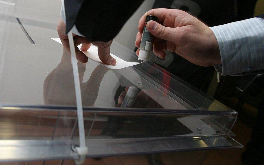 Plombuojama balsadėžė