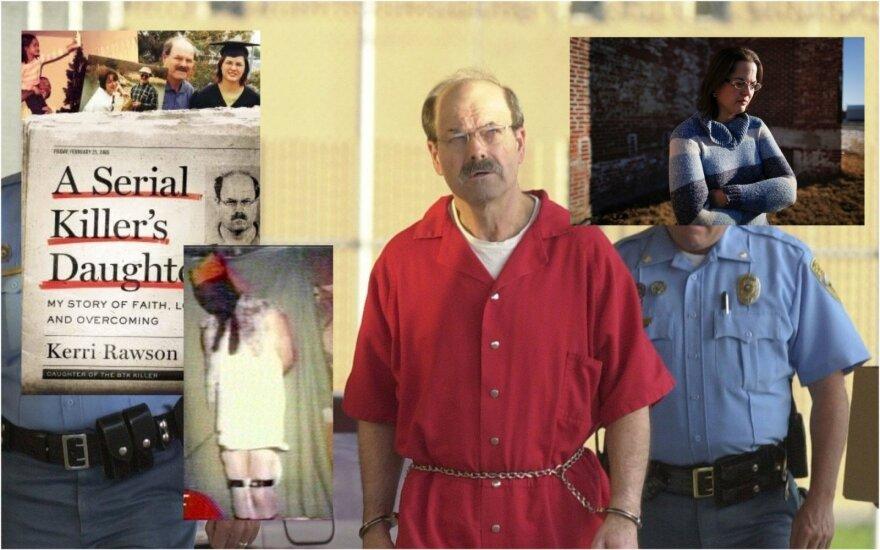 Serijinis žudikas Dennisas Raderis