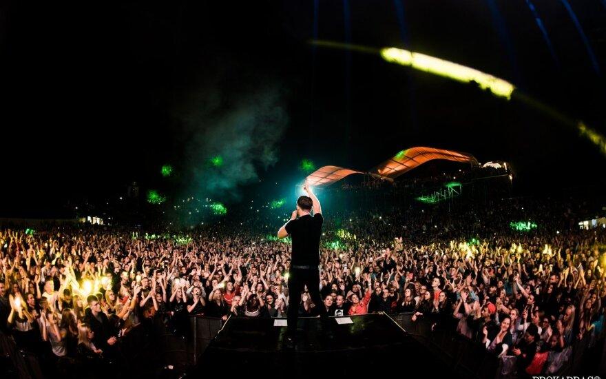 SEL koncertas Kalnų parke 2018