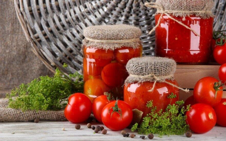 Tai, ko dar nežinojote apie pomidorus